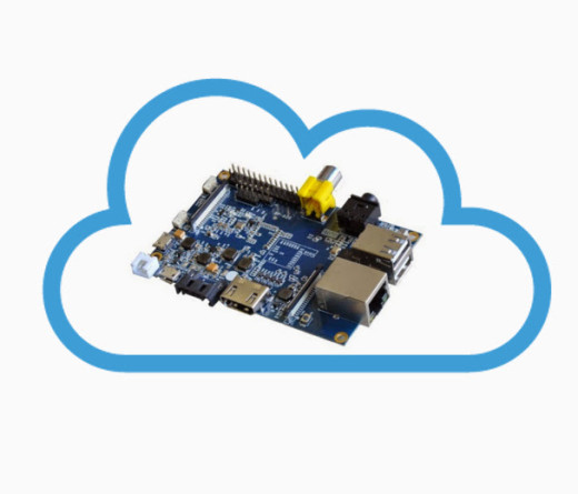 banana pi seafile home cloud